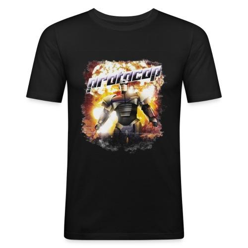 Protocop png - Men's Slim Fit T-Shirt