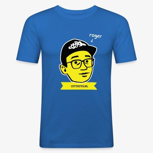 CITYGUYS HORECAVA SHIRT R - Mannen slim fit T-shirt