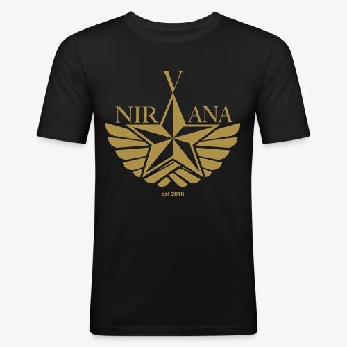 nirvana - Men's Slim Fit T-Shirt