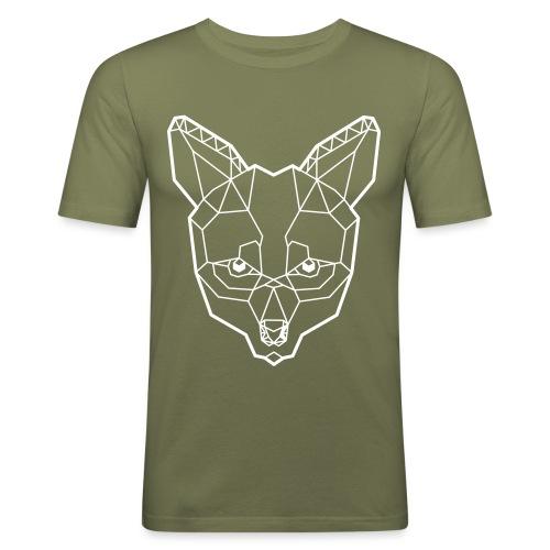 PolygonFOX - Miesten tyköistuva t-paita