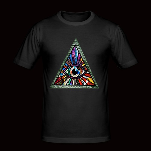 ILLUMINITY - Men's Slim Fit T-Shirt