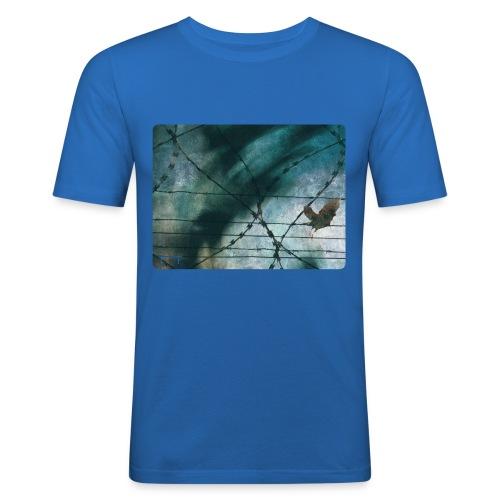 № 99 [libertatem] - Men's Slim Fit T-Shirt