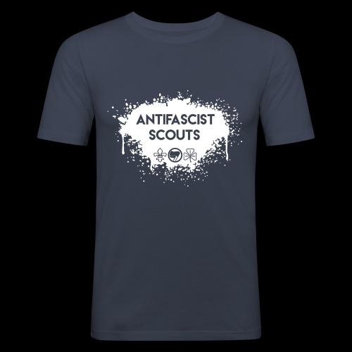 Antifascist Scouts - Men's Slim Fit T-Shirt