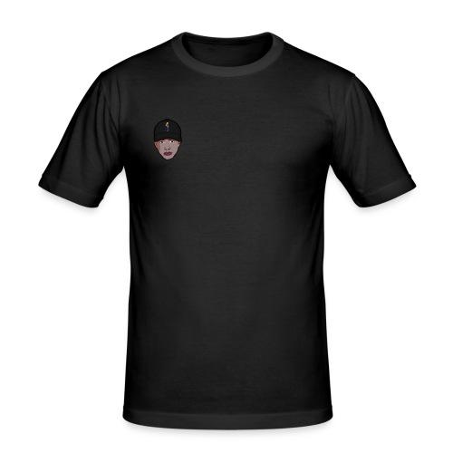 tomaygeeface - Men's Slim Fit T-Shirt