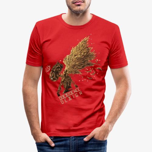 cyberpunk Angel - T-shirt près du corps Homme