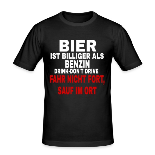 PicsArt 02 25 12 47 57 - Männer Slim Fit T-Shirt