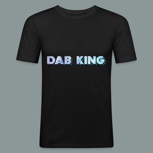 Dab King 2 - Männer Slim Fit T-Shirt
