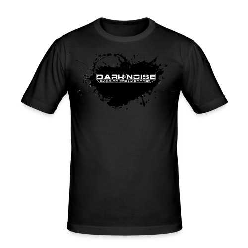 Dark Noise splash - slim fit T-shirt