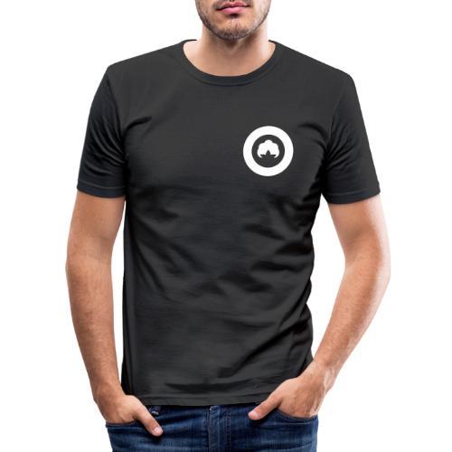Cotton Cannon - Mannen slim fit T-shirt