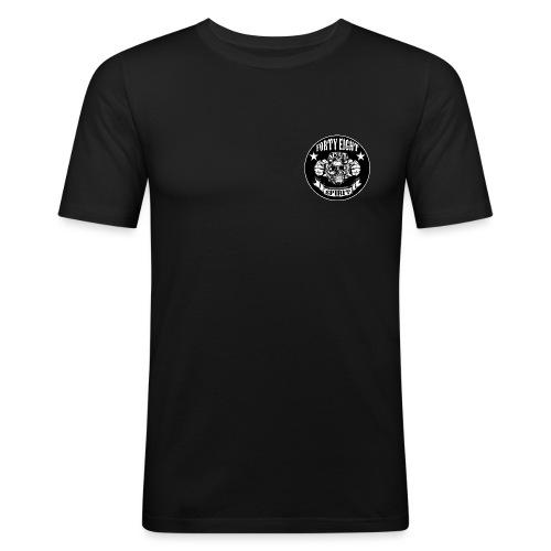 48 spirit - T-shirt près du corps Homme