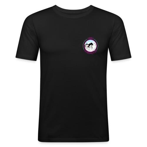 1001 Nordiques - T-shirt près du corps Homme