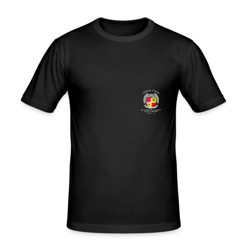 Brew Goth Official Taster - Men's Slim Fit T-Shirt