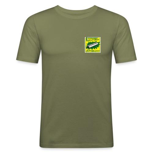 Smoke Marijuana - Men's Slim Fit T-Shirt