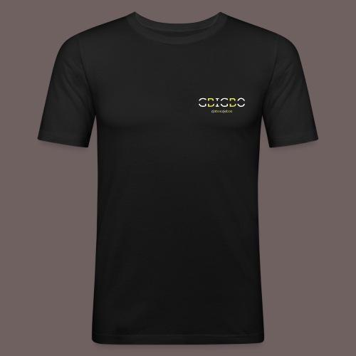 GBIGBO zjebeezjeboo - Retour à l'essentiel - T-shirt près du corps Homme
