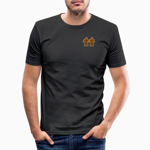 Pepperkake pride! - Men's Slim Fit T-Shirt