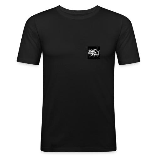 xn logo final3 - Männer Slim Fit T-Shirt