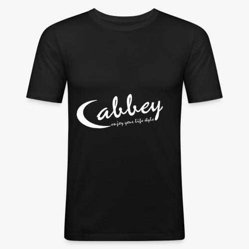 Abbey - T-shirt près du corps Homme