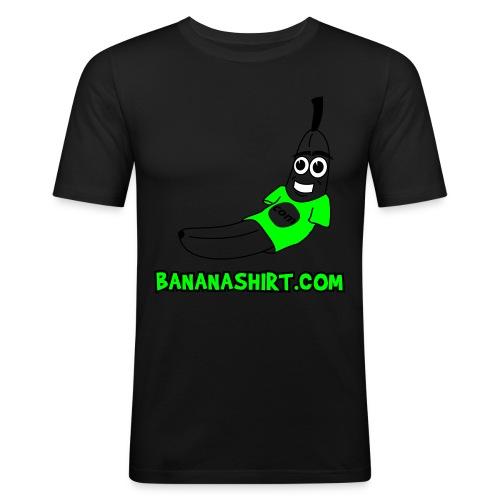 bananashirt ge - Männer Slim Fit T-Shirt