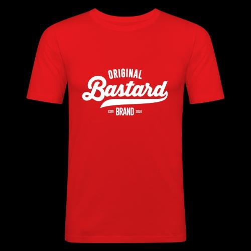 Bastard - T-shirt près du corps Homme