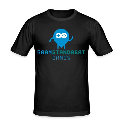 BramStandaertGames - slim fit T-shirt
