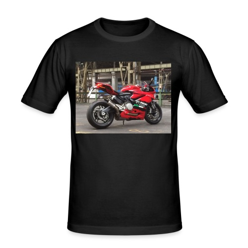 Panigale 959 Race - Männer Slim Fit T-Shirt