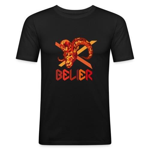BELIER - T-shirt près du corps Homme