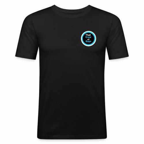 TCoG Shirt Logo - Men's Slim Fit T-Shirt