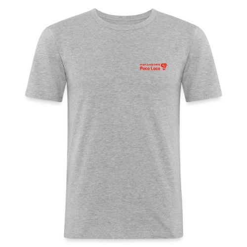 poco loco creations - Men's Slim Fit T-Shirt