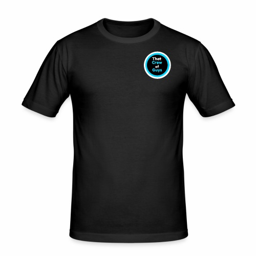 TCoG Shirt Logo - Men's Slim Fit T-Shirt