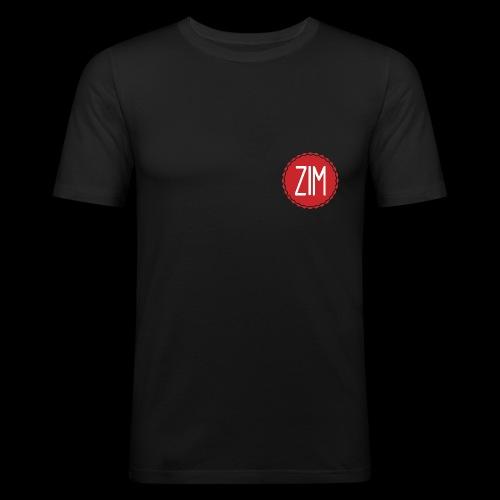 Logo grand png - T-shirt près du corps Homme