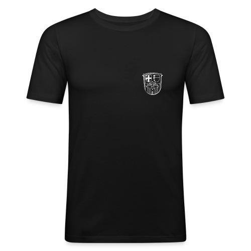 wappen - Männer Slim Fit T-Shirt