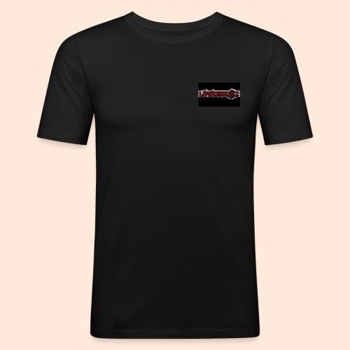 loewenherz2 - Männer Slim Fit T-Shirt
