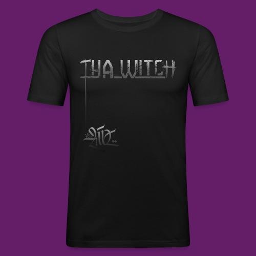 djAd - ThA Witch - T-shirt près du corps Homme