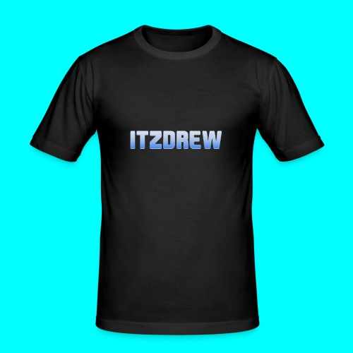 ITZDREW MERCH - Men's Slim Fit T-Shirt