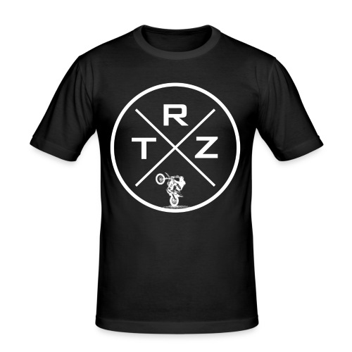 TRZ Logi - Männer Slim Fit T-Shirt
