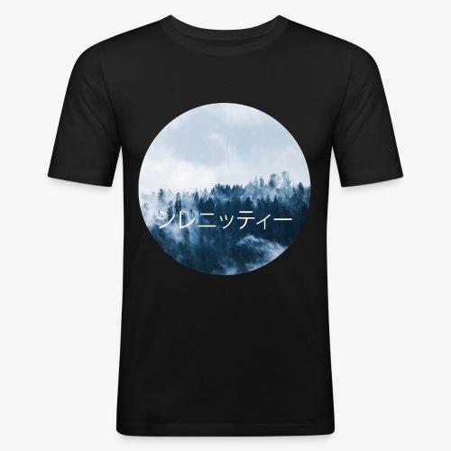 Serenity - Slim Fit T-shirt herr