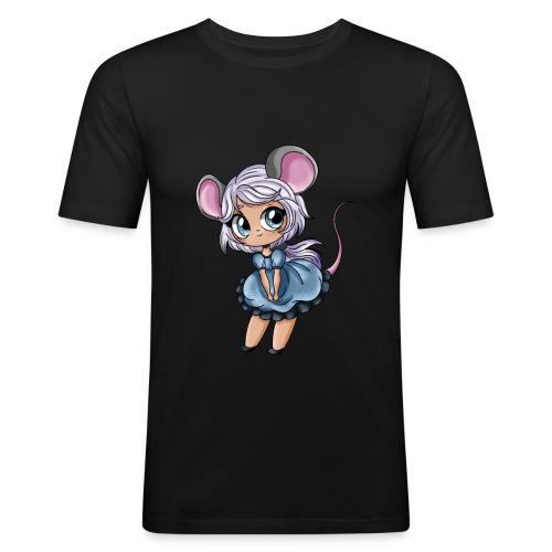 Petite Souris - T-shirt près du corps Homme