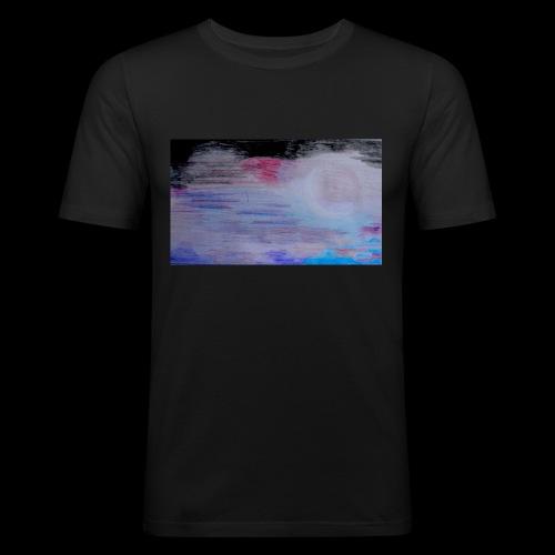 DSC_1593 - Slim Fit T-shirt herr