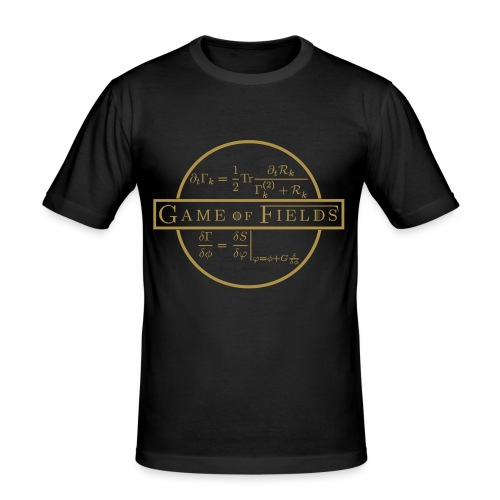 Game of Fields - Men's Slim Fit T-Shirt
