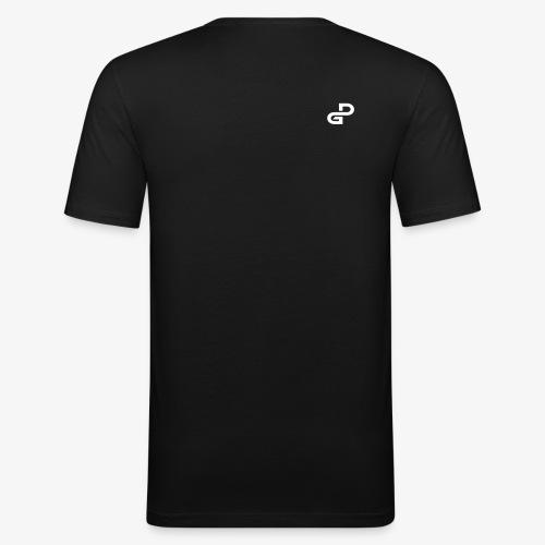 dg logo - T-shirt près du corps Homme