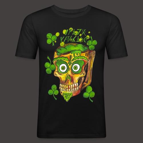 St Patrick - T-shirt près du corps Homme