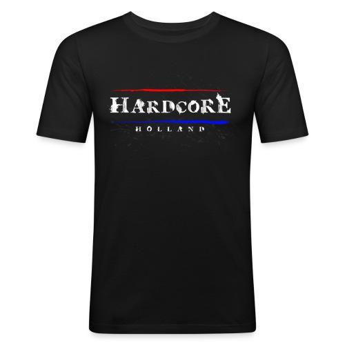 Hard Core Holland - Men's Slim Fit T-Shirt