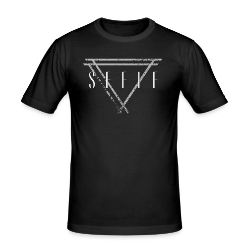 S E E L E - Logo T-paita - Miesten tyköistuva t-paita