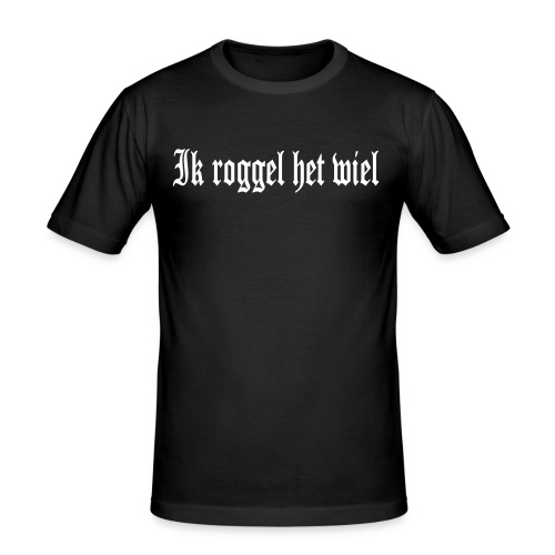 roggel - slim fit T-shirt