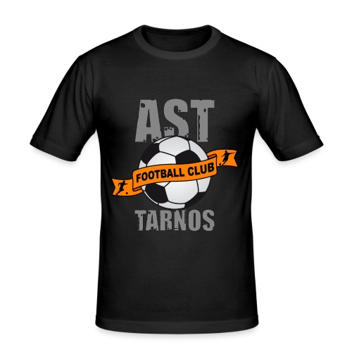 ast071 - T-shirt près du corps Homme