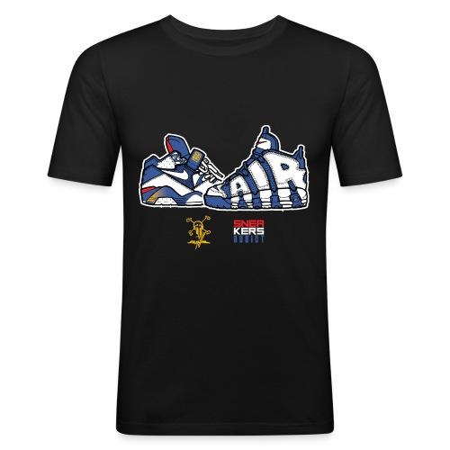 up180 - T-shirt près du corps Homme