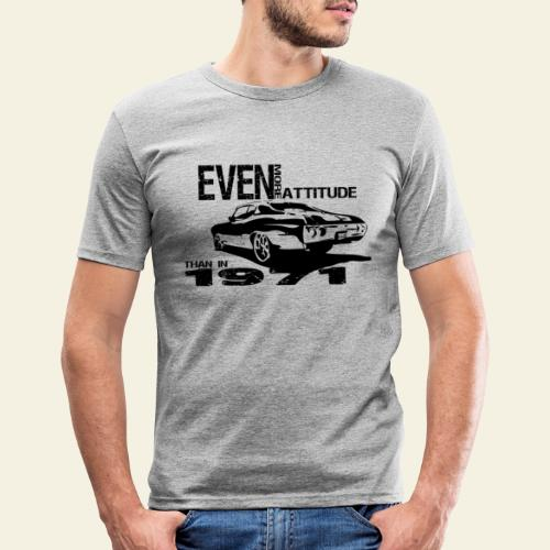 chevelle - Herre Slim Fit T-Shirt