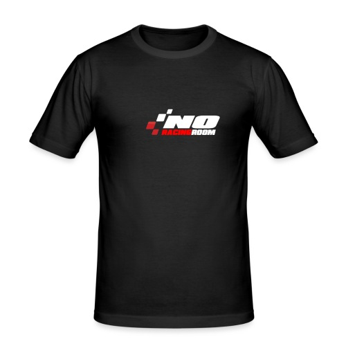 No racingroom logo - Men's Slim Fit T-Shirt