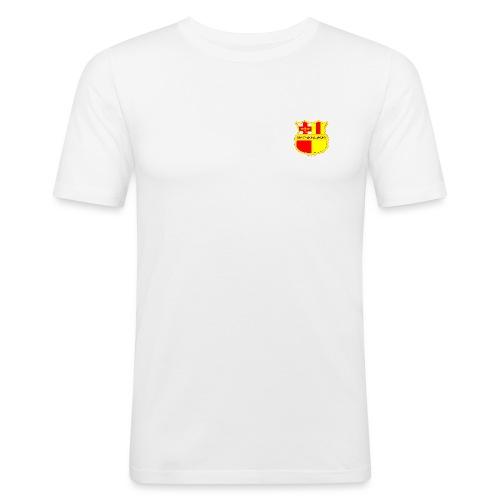Aramaeer Heilbronn Logo png - Männer Slim Fit T-Shirt