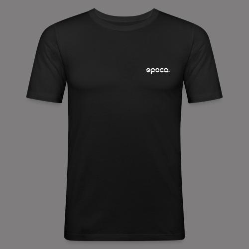 logo epoca - T-shirt près du corps Homme